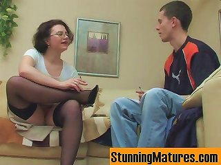 StunningMatures :: Dolores&Lewis hardcore mature video