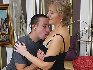 Mature Housewife gets...